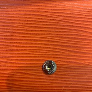 Louis Vuitton Bags - Louis Vuitton Sarah Epi Piment Wallet